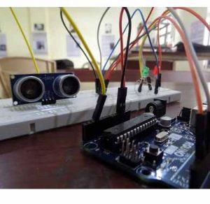 Arduino Based Distance measurement