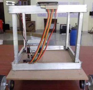 RFID Based Shopping Trolley