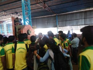 Industrial Visits Shah Metals, Richhai