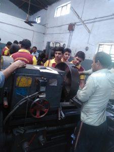 Industrial Visits SB Pumps, Richhai